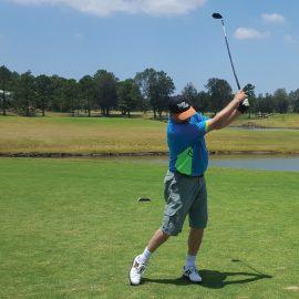 Phillip Alewood - Golf