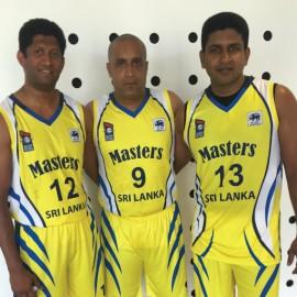 Sri Lanka Basketball Team