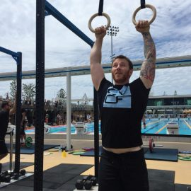 Will Edgar - Fitness Challenge