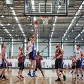 Chris Anstey - Basketball